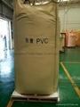 PVC Resin Bulk bags