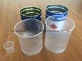 plastic pail liner steel pail liner