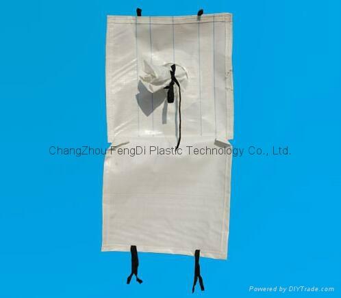 FIBC Bulk Bags for Packing Iron Oxide Powder