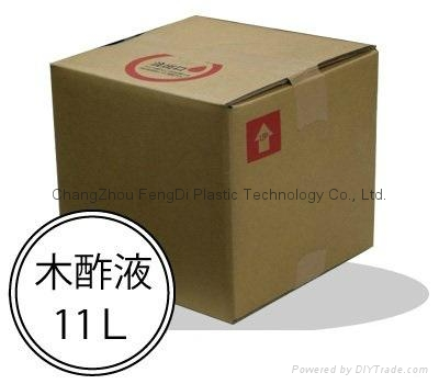 Chntainer bag-in-box for Liquid fertilizers Packaging 4