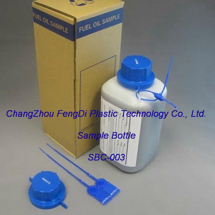 750ml Heavy Duty Hdpe Fuel Oil Sampling Bottles China