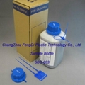 750ML heavy duty HDPE fuel oil sampling bottles