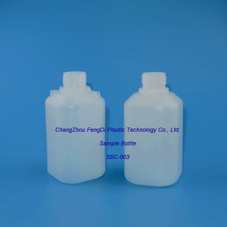 750ML heavy duty HDPE fuel oil sampling bottles 4