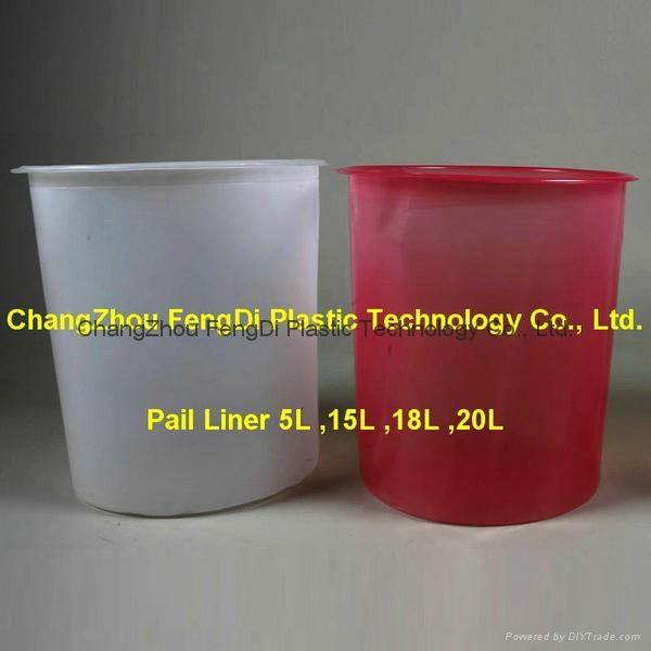 Anti-Static CHNTAINER Pail Liner 1