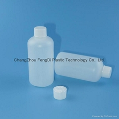 250ml Gram stain solution HDPE bottle