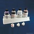 250ml Gram stain solution HDPE bottle 5