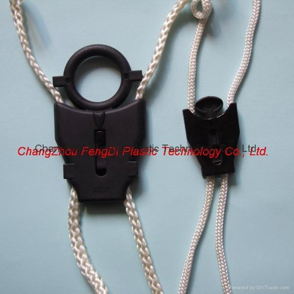 集裝袋收口繩B型扣具 2
