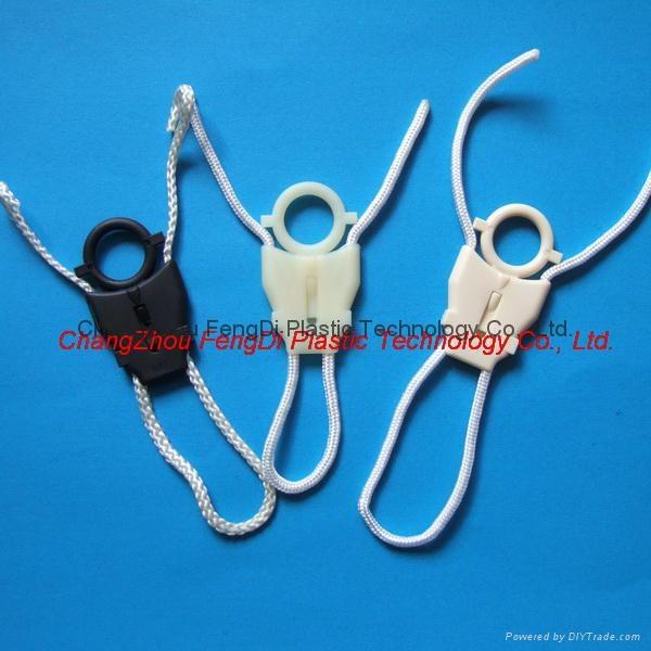 集裝袋收口繩B型扣具 1