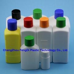 Mindray HDPE Hematology Reagent Bottles 500ml