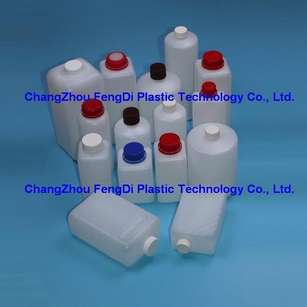 hematology analyzer reagent bottles