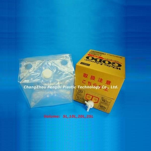 AdBlue flexible Packaging Cheertainer 10 Liters 3