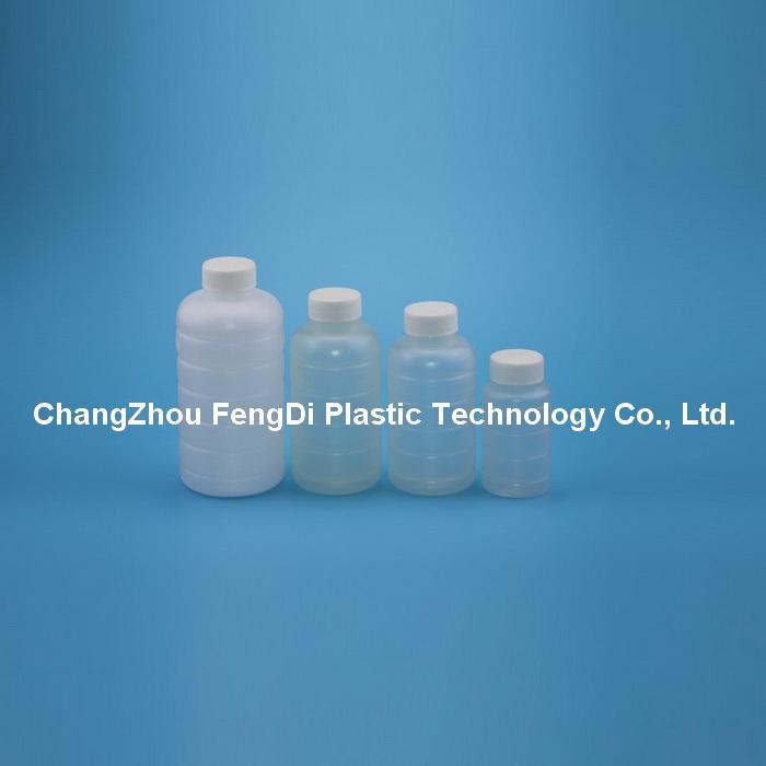Vacuum oil sampling bottles