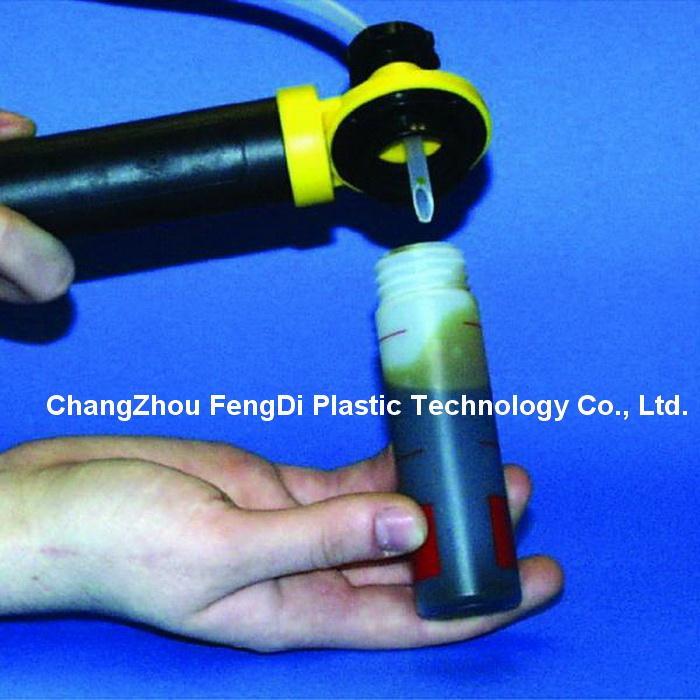 500ml plastic sample bottle for lube oil sampling 4