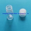 PETG diagnostic reagent bottle with Closure