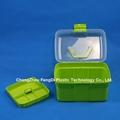 PP Plastic Rectangle Shaped Household Storage Box 5