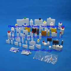Biochemistry analyzer reagent bottles