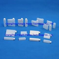 Metrolab biochemistry reagent HDPE bottles FRMR series
