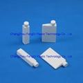 METROLAB clinical chemistry analyzer reagent HDPE bottles M400 series