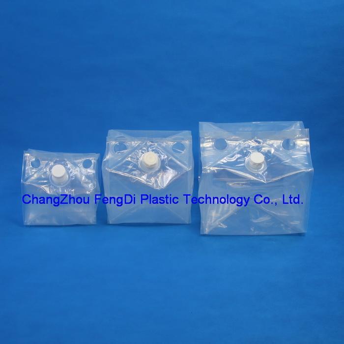 农用化工产品液体袋包装