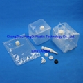 Gusseted type Bag-In-Box Cheertainer
