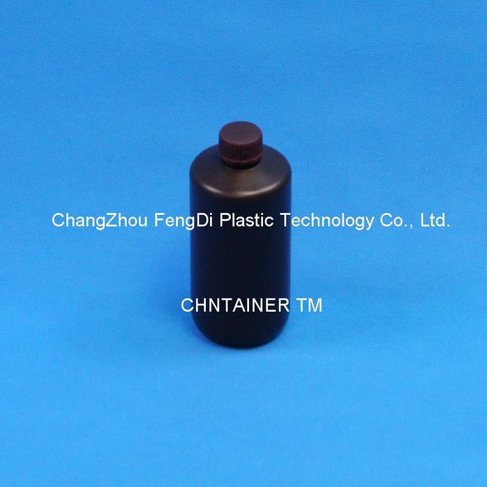 Siemens ADVIA chemistry reagent amber bottles 500ml