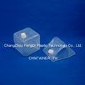 10 Litres 2.5 gallon foldable flexible plastic cubitainer