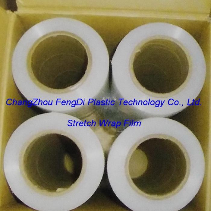 machine wrap films