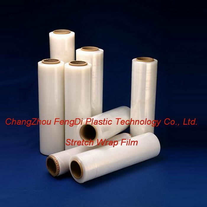 LLDPE Stretch Wrap Films 3
