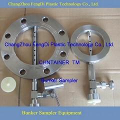 bunker fuel oil drip sampler