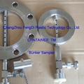 line sampler ring type