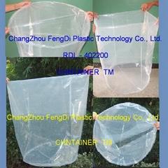 200 liters round bottom drum liner