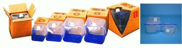 液体包装折叠软包装容器