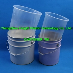 Vacuum-Formed Polyethylene Pail Liners (Hot Product - 1*)