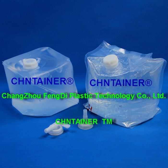 Ultrasound Transmission Gel packaging cubebag 2L & 5L 4