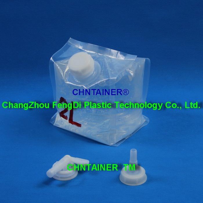 Ultrasound Transmission Gel packaging cubebag 2L & 5L 3