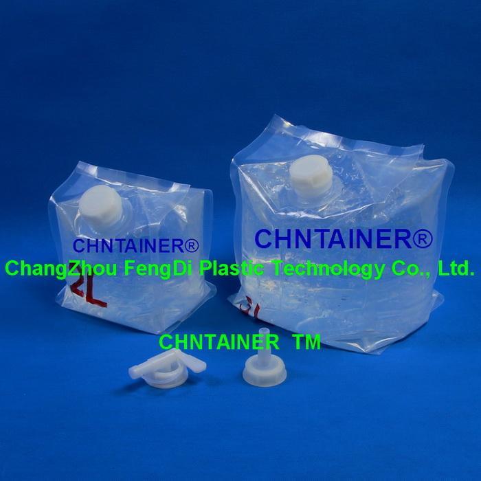 Ultrasound Transmission Gel packaging cubebag 2L & 5L