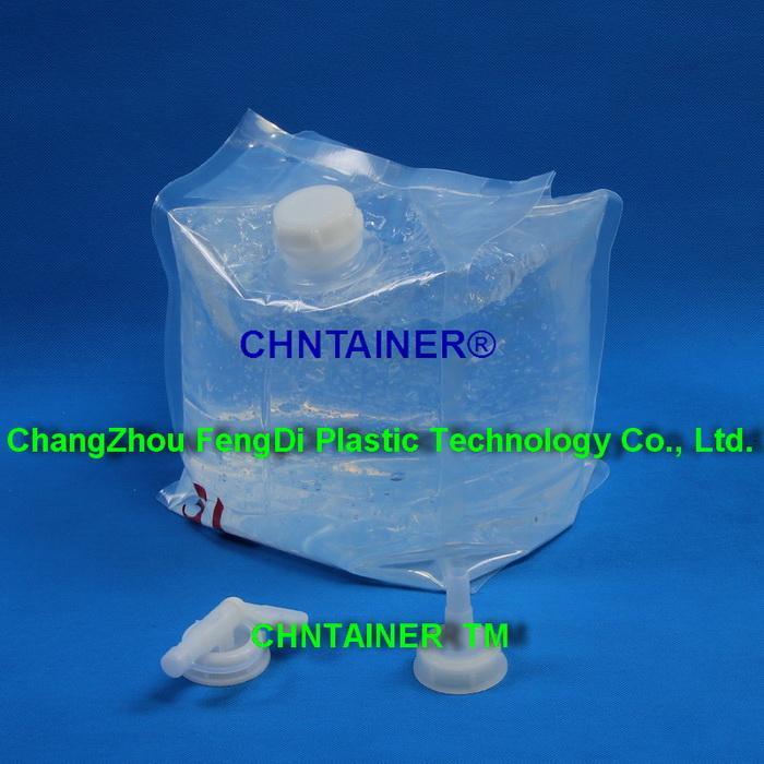Ultrasound Transmission Gel packaging cubebag 2L & 5L 2