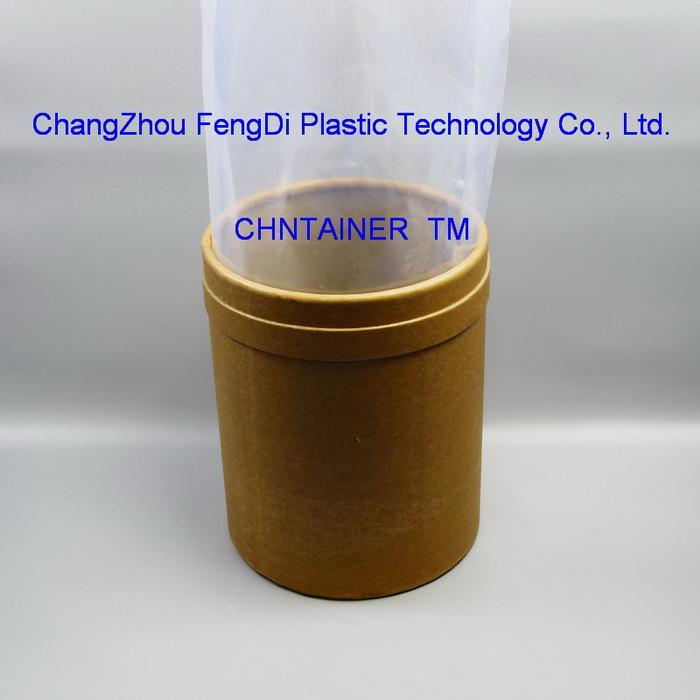 紙板桶圓底型薄膜內襯袋 2