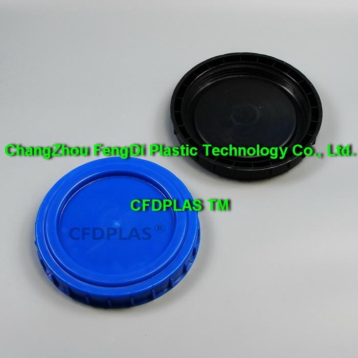 50L drum thread lids