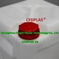 Tamper Evident Cap DIN61mm red color