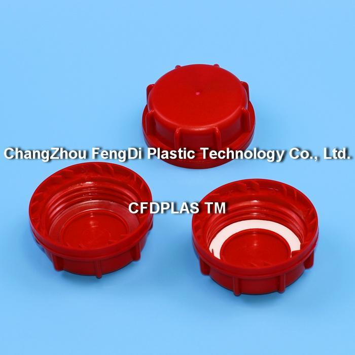 塑料盖平垫片 4