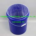 Vacuum-Formed Liners for Plastic Pail 20L