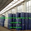 200 liters Tight Head Plastic drums