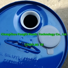 Push-on Cap Seals for Metal Drums