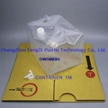 Chntainer bag-in-box for Liquid fertilizers Packaging