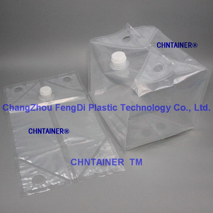 Chntainer bag-in-box for Liquid fertilizers Packaging 2
