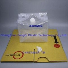 AdBlue flexible Packaging Cheertainer 10 Liters