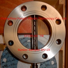 ANSI PN10 Grade 5 inch DN125 flange type of Fuel Drip Samplers