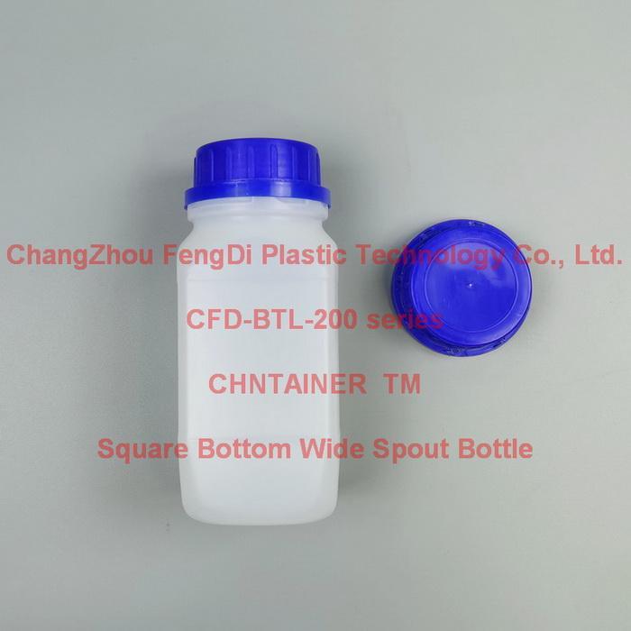 大口藍蓋方底塑料試劑瓶60ml-2000ml 1