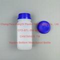大口藍蓋方底塑料試劑瓶60ml-2000ml